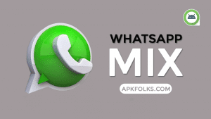 WhatsApp Mix APK Download Latest Version 7.75 3D