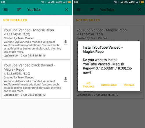 YouTube Vanced APK 14 21 54 Download Latest Version in {2019}