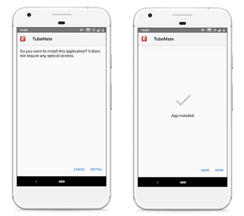 install-tubemate-on-android