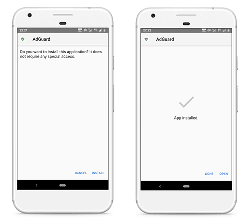 install-adguard-premium-apk-on-android
